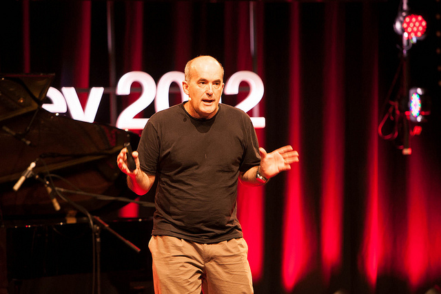 Ove Hoegh-Guldberg at TEDxSydney
